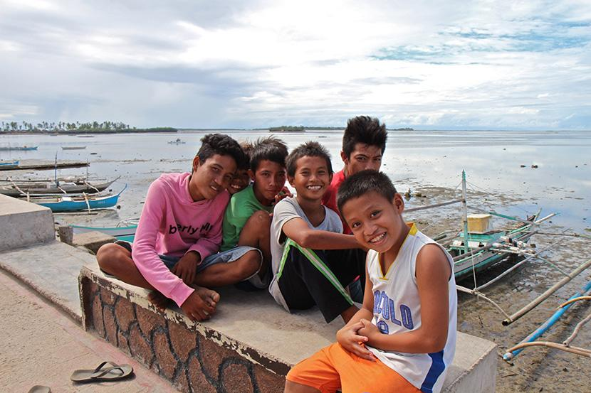 Boys of Bantayan