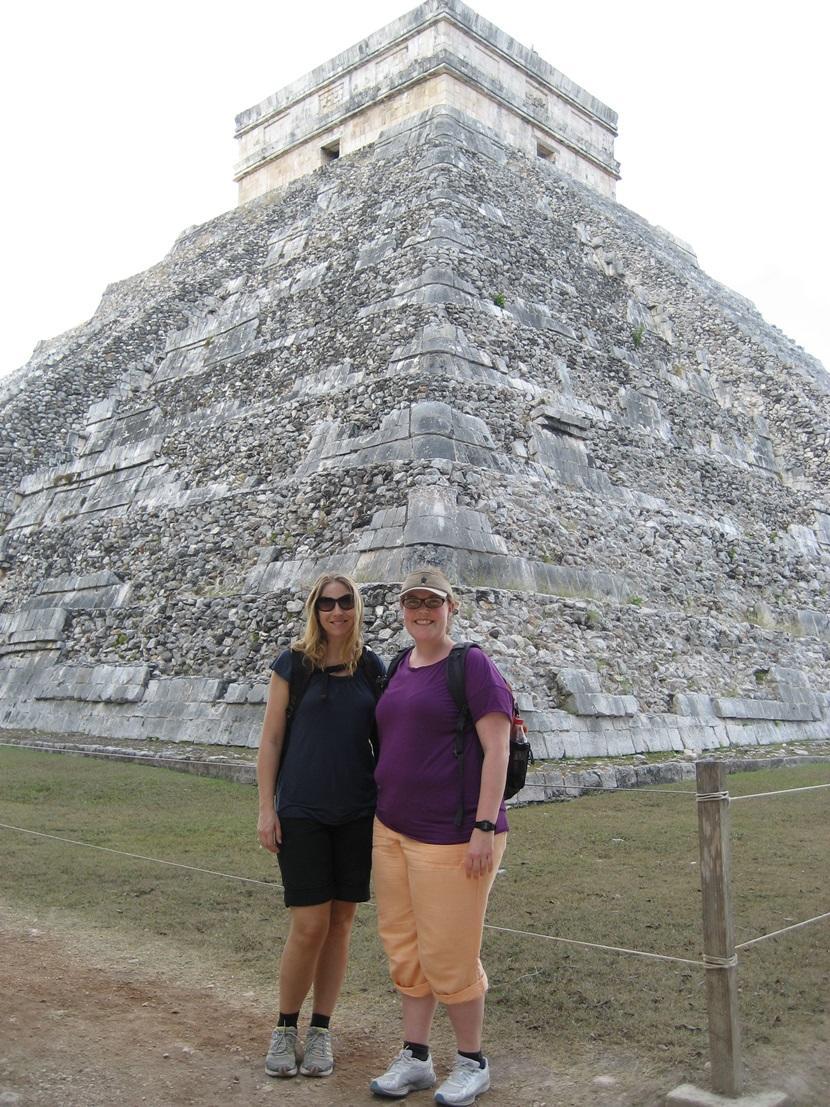 Os foran en Mayapyramide
