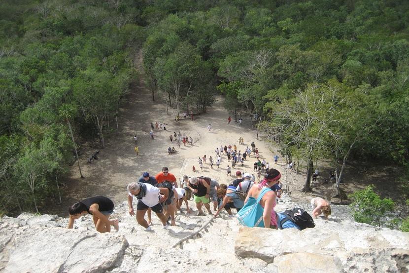 Chitzen Icha i Mexico