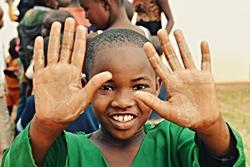 FOTOESSAY: Afrikas børn