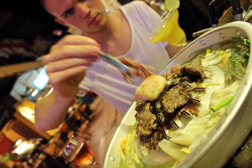 Hellere frisk lokal mad end fast food