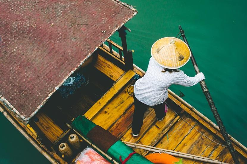 Dansk frivillig i Shanghai