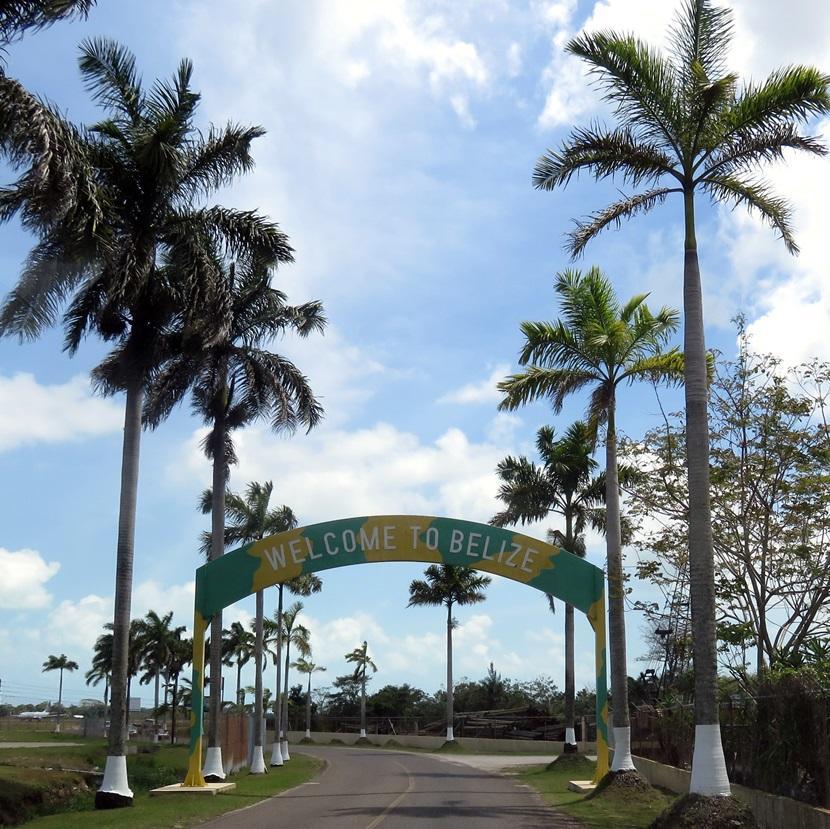 Velkommen til Belize