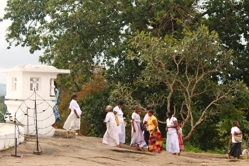Lankatilaka Temple, Sri Lanka