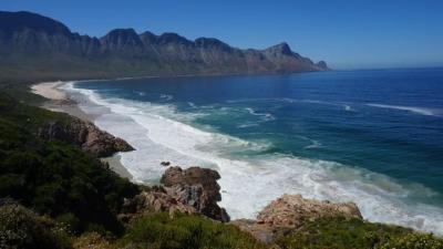 大自然が美しい南アフリカ