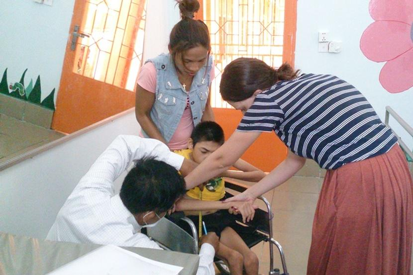 Vrijwilligerswerk Cambodja medisch project