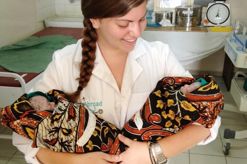 Vrijwilliger Tanzania verloskunde project