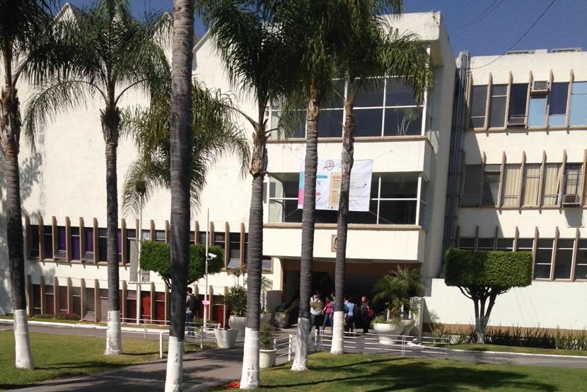 Campus van universiteit van Guadalajara