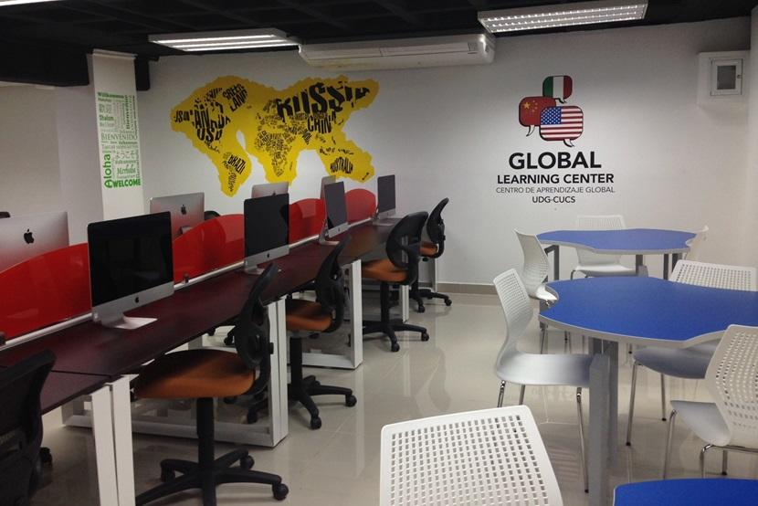 Goede voorzieningen in het taalcentrum van de universiteit