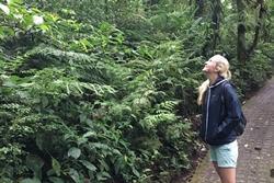 Program Advisor Fenne vertelt over bezoek aan Natuurbehoud projecten