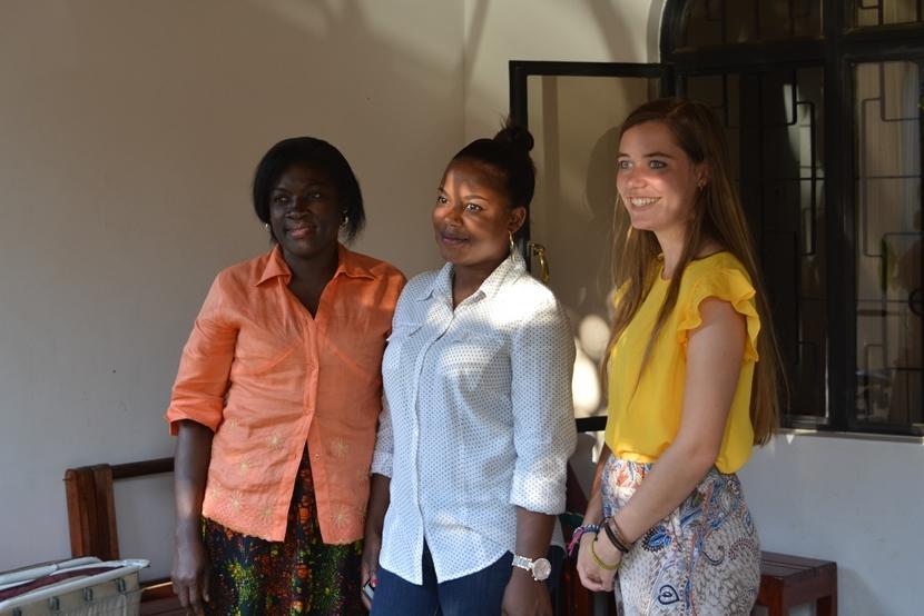 Tijdens hara verblijf bij een gastgezin, heeft Claire veel over de lokale cultuur van Tanzania geleerd.