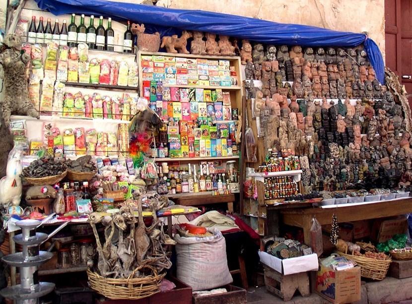 La Paz Witch's Market