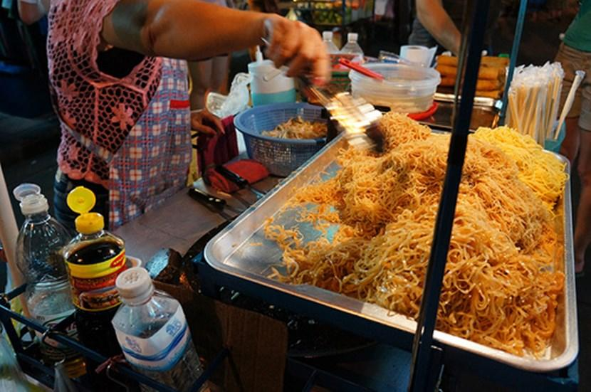 Pad Thai in Bangkok