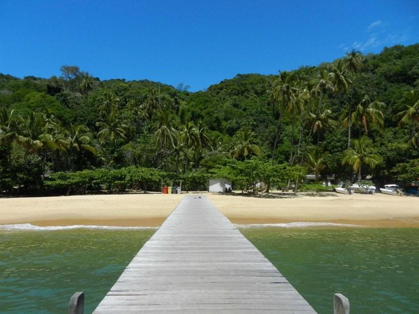 Ilha Grande in Brazil