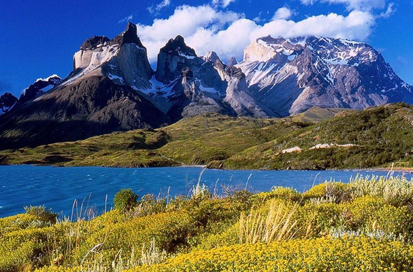 Walking in Patagonia