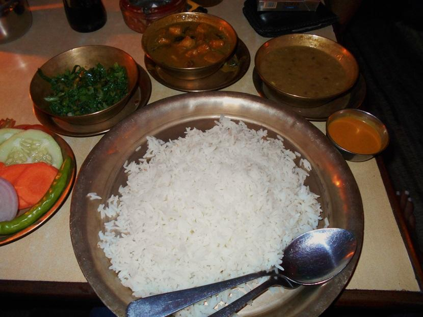 Dhal Bhat