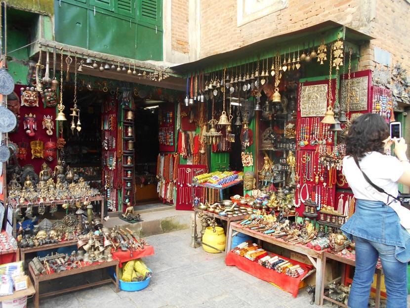 Market in Kathmandu