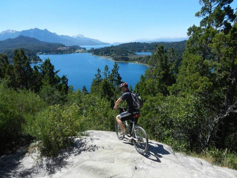 Cycling in Bariloche