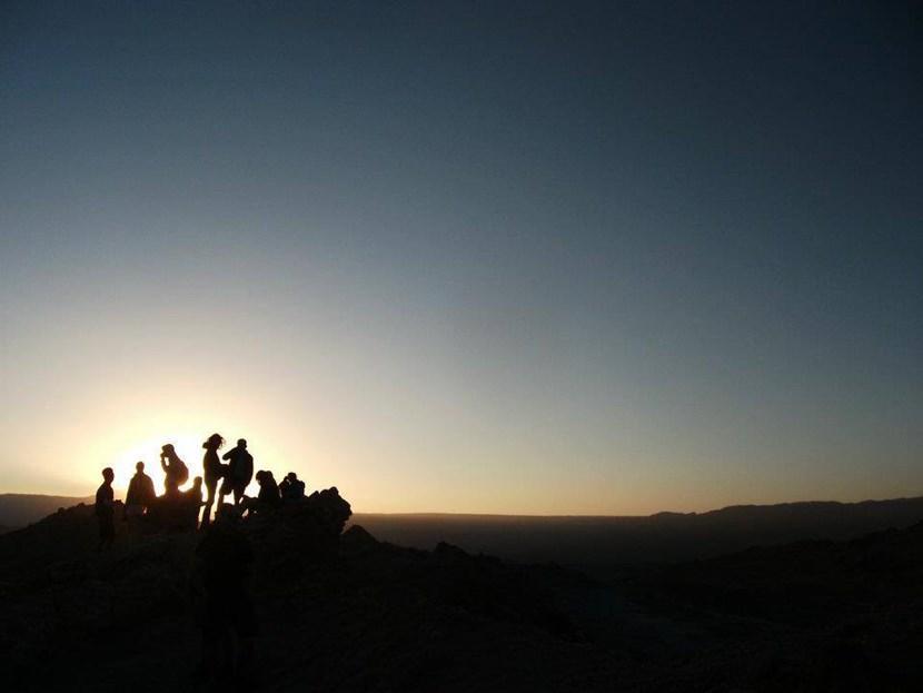 Sunset in San Pedro