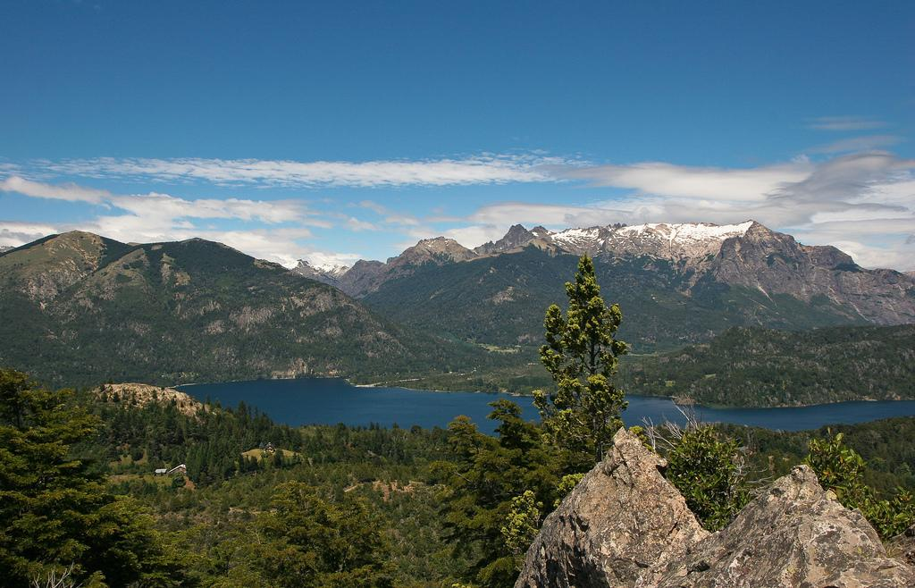 Bariloche in the Argentinian Lake District