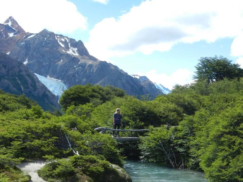 Trekking in Chalten