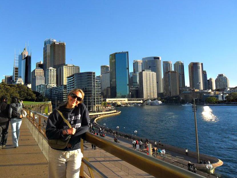Solo travel in Australia
