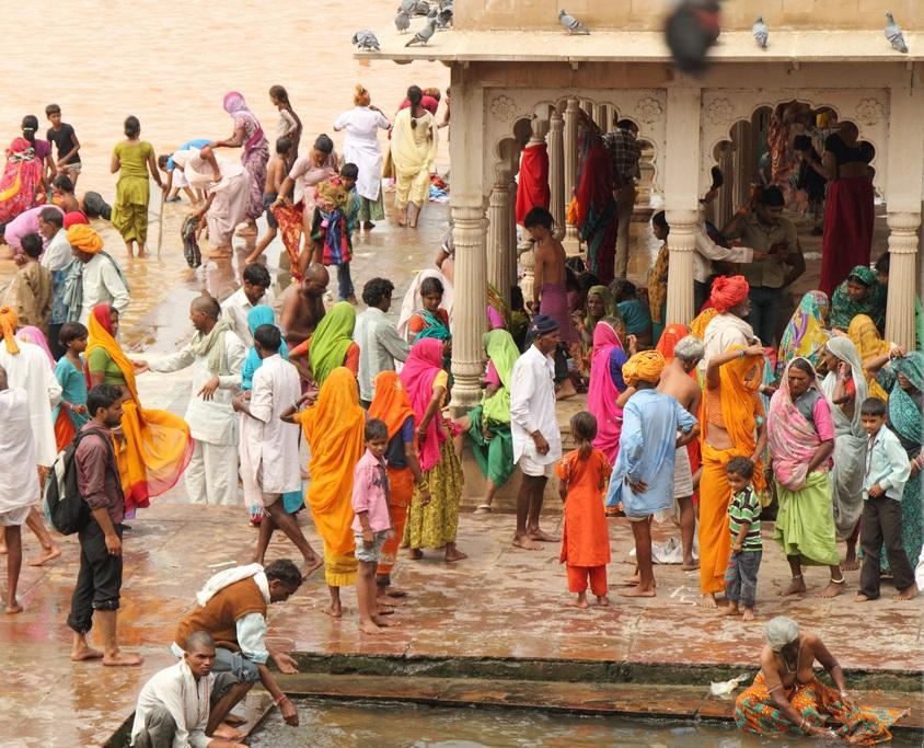 Colourful Pushkar