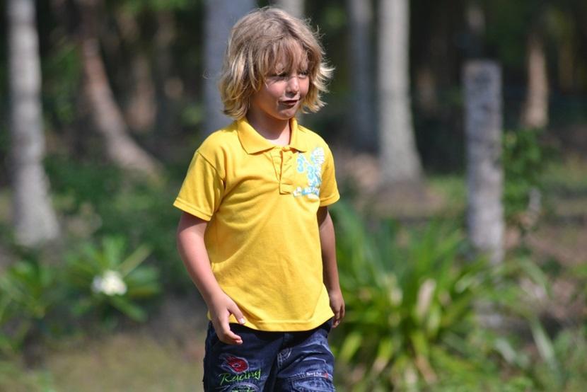 Rupert in Sri Lanka
