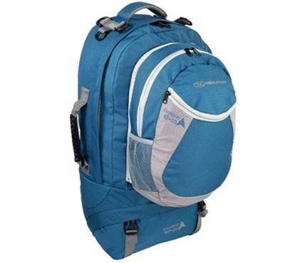 Highlander Explorer 60+20 litre Teal Travel Backpack