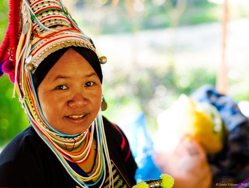 Hill tribes in Chiang Mai