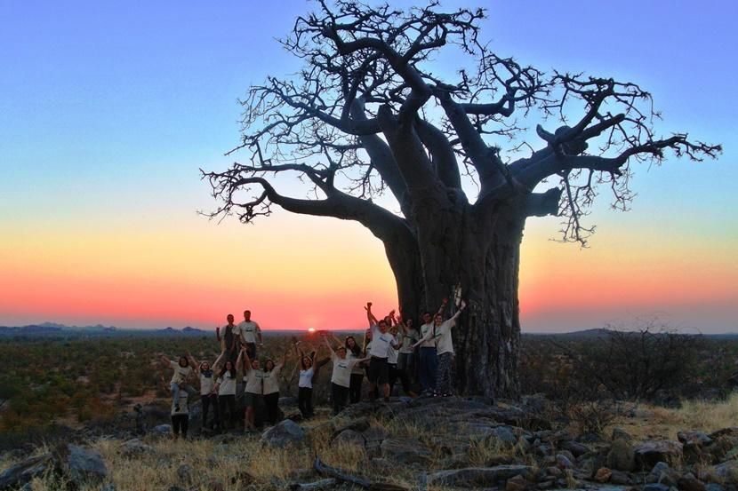 Conservation Volunteers in Southern Africa