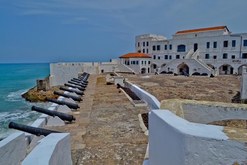 An old slave fort