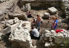 Udgravning i Rumænien