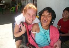 Frivillig på humanitært projekt i Bolivia