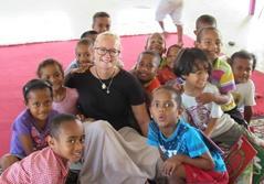 Frivillig på humanitært projekt i Fiji