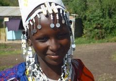 Masaiprojekt i Tanzania