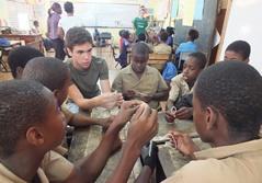 Frivilligt arbejde med undervisning i Jamaica