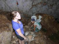 Cave work