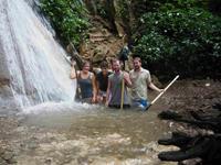 Waterfall work