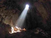 Terciopelo Cave