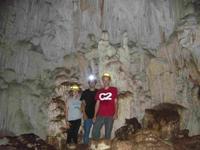 Cave Tour - Robyn, Alex, Tobias