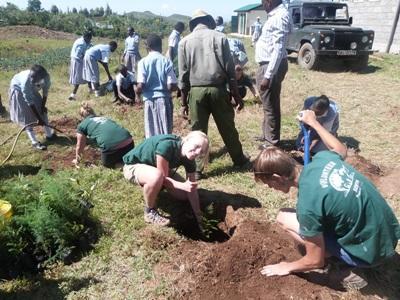 Kenya Conservation