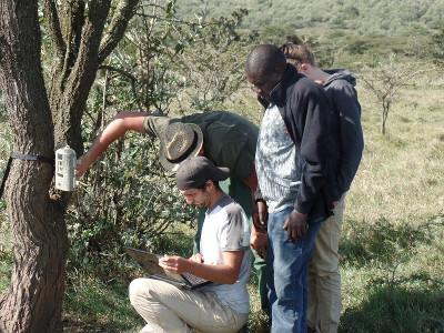 Camera Trap Installation