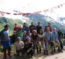 Volunteers in Nepal