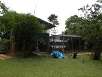 New Laboratory and Butterfly House in Construction