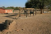 Playground at Mathathane
