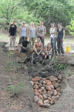 Soil Erosion and Volunteers