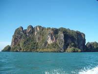Island off Krabi