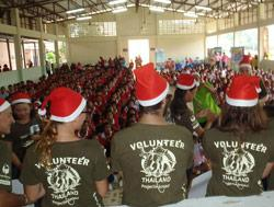 Volunteering at Christmas
