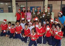 Volunteering Thailand